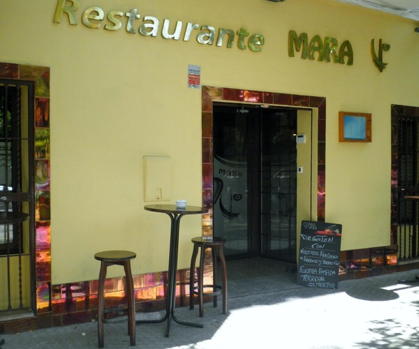 Restaurante Mara en Sevilla