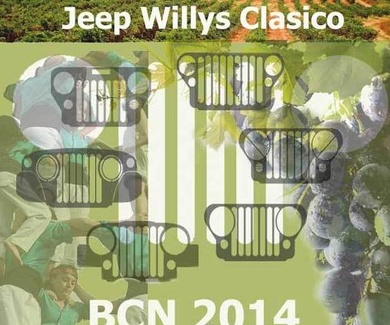 Concentración Club Jeep Willy Clásico
