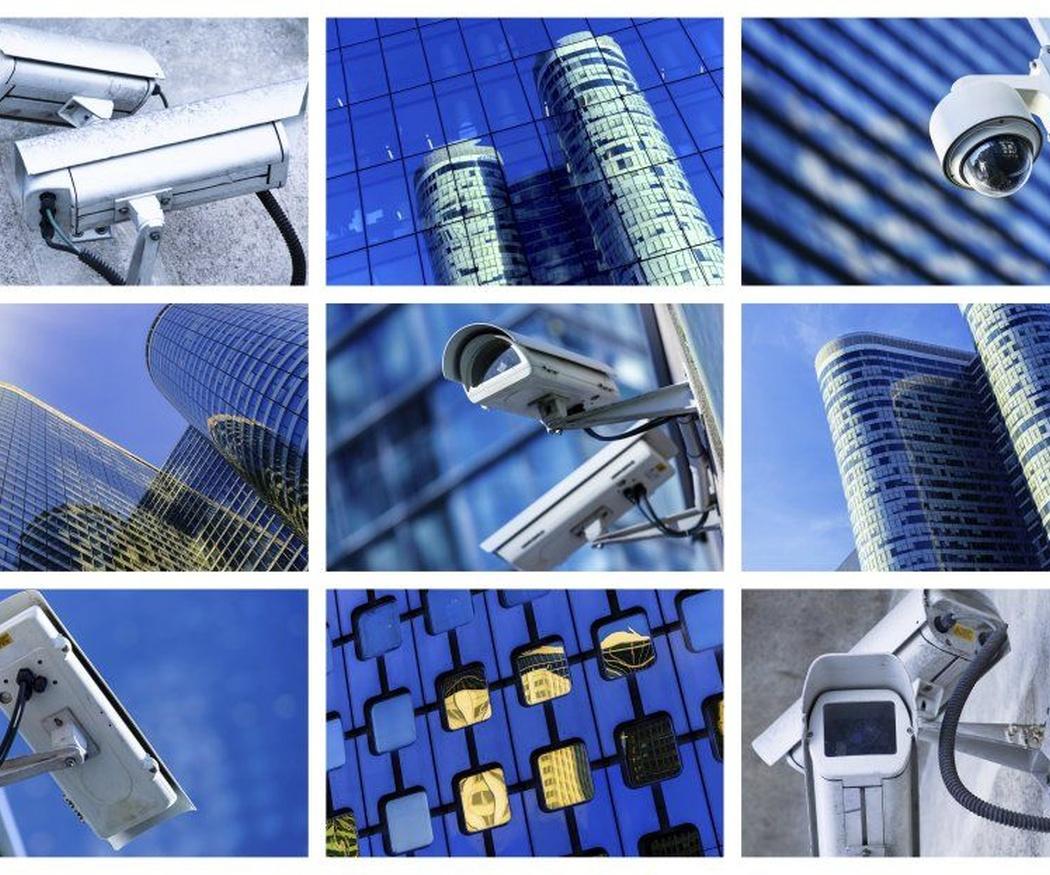 Las cámaras de CCTV
