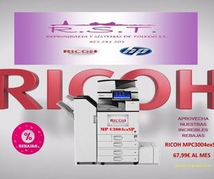 RICOH MPC3004exSP