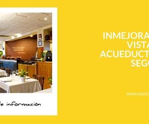 Restaurante asador en Segovia | Asador Maribel