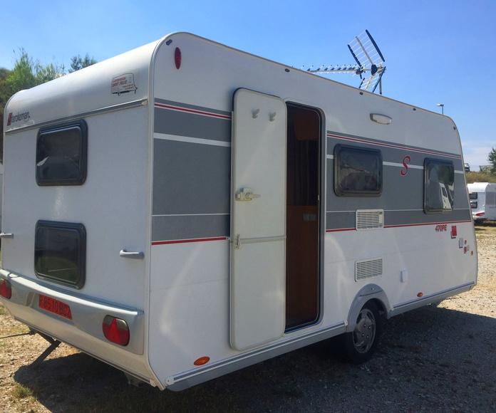 caravana sterckeman 470 año 2014: Caravanas de ocasión de Caravanas Granollers