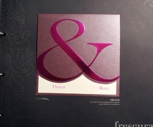 Impresión de invitaciones de boda