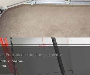 Carpintería en general en Asturias | Turbofont