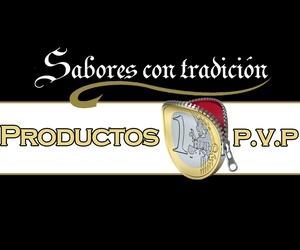 PRODUCTOS P.V.P 1 € DULCES
