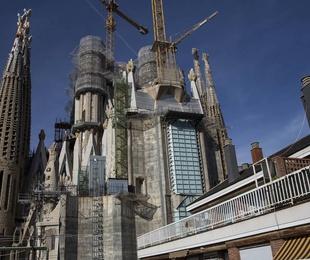 Un informe niega que Gaudí ideara la expansión de la Sagrada Familia