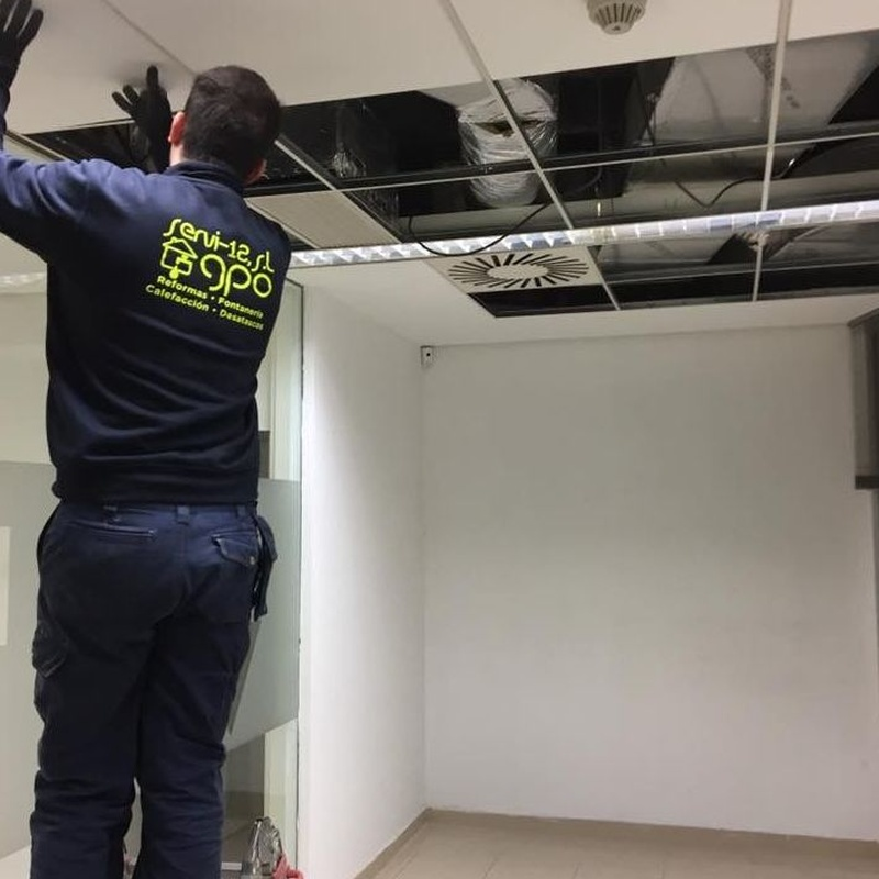 Electricidad: Servicios de Instalaciones GPO