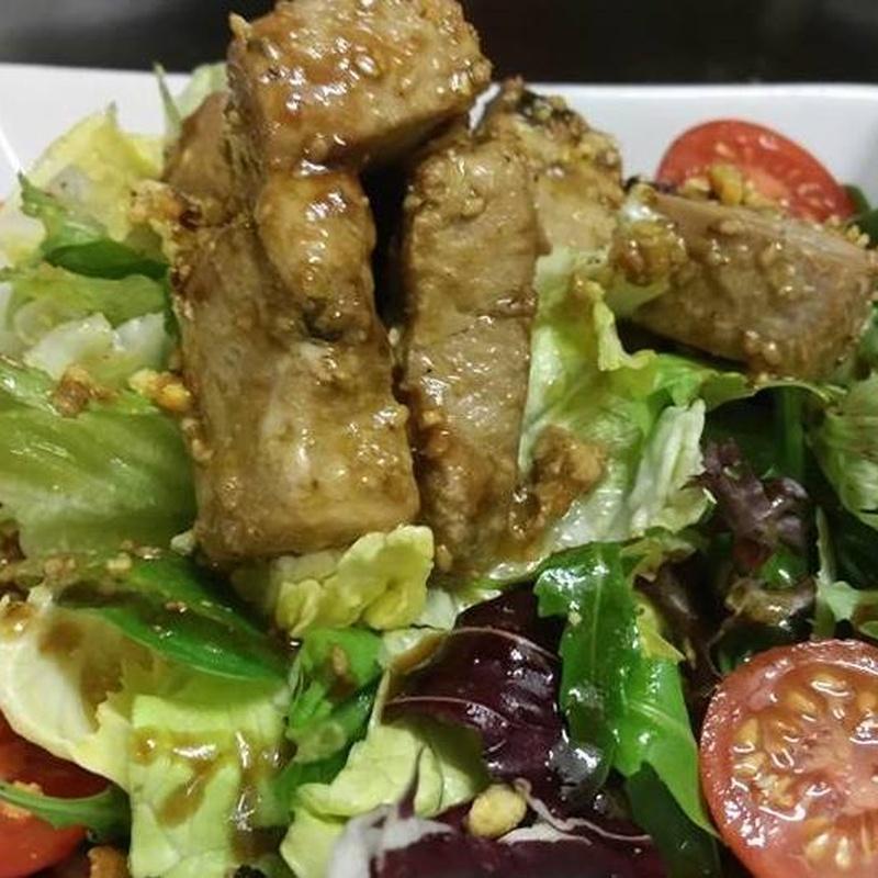 Menú del día : Nuestros platos  de Restaurante Caruso