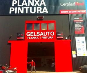 Reparación de chapa y pintura en Sitges | Gelsauto
