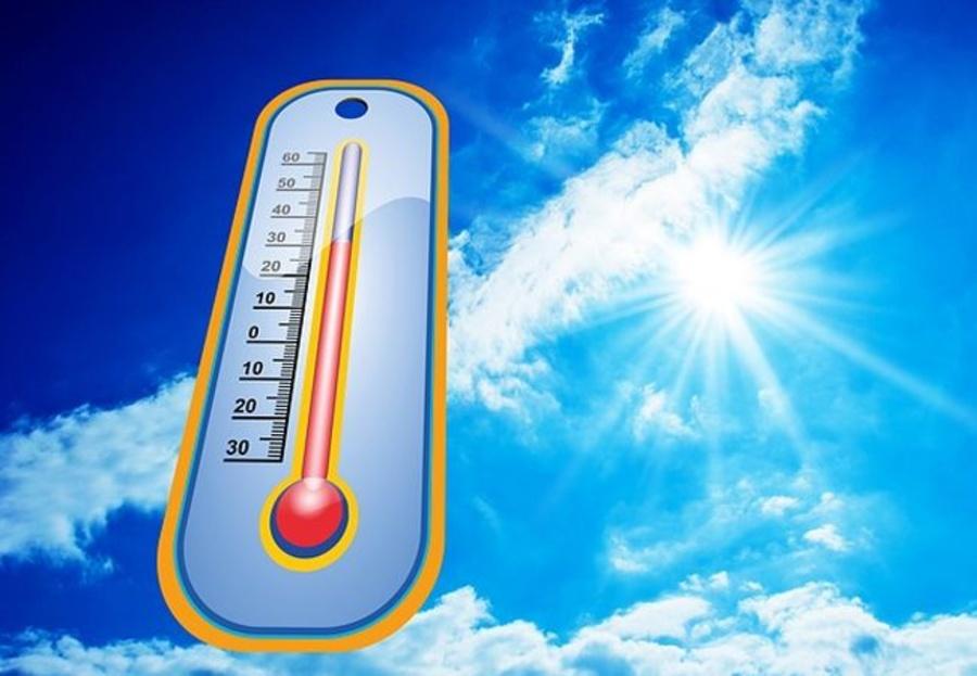 ¿Por qué hace tanto calor en la costa mediterránea española?