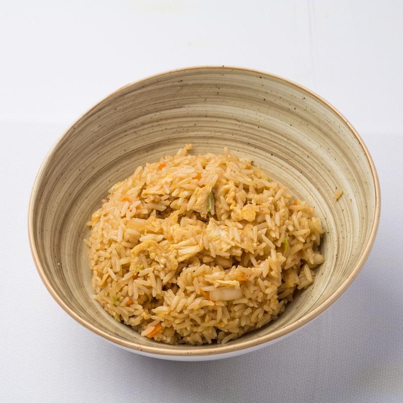 Arroz frito con salsa soja: Carta de Restaurante Sowu