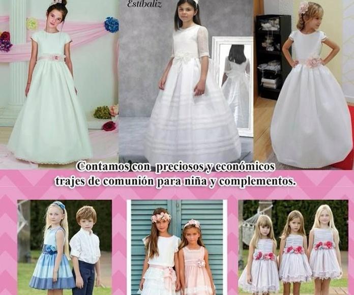 Vestidos de comunión niña: Catálogo de Confetti Moda Beniel