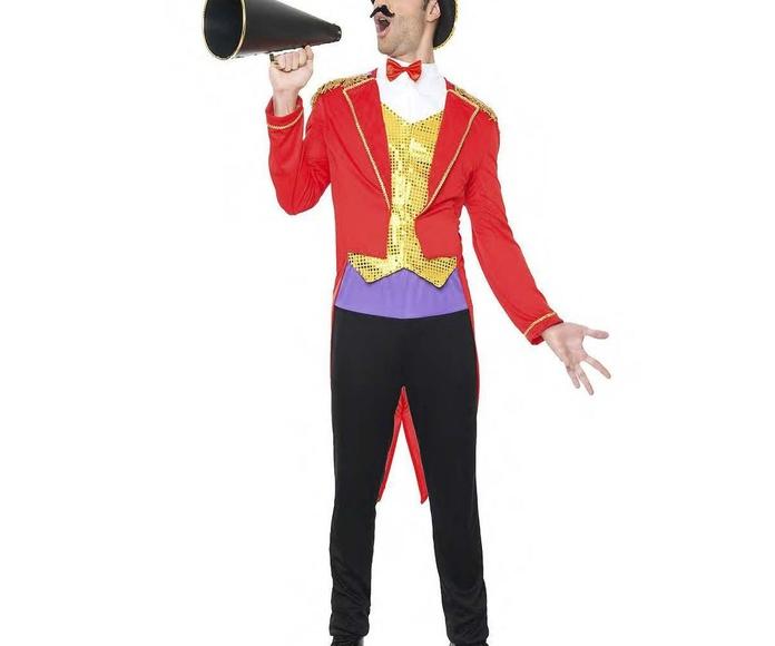 Disfraz domador/presentador de circo