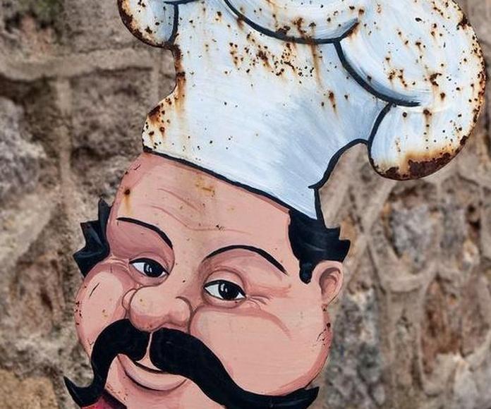 Menús: nuestros productos de Restaurante - Tapería El Pajar del Moral
