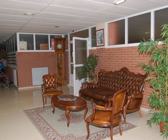 Fisioterapia: Servicios de Residencia Virgen de Loreto