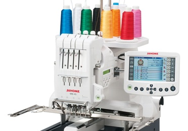Máquina de coser para bordar Janome MB4S