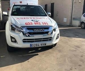 Grúas para vehículos en Alcobendas | Grúas Pascual