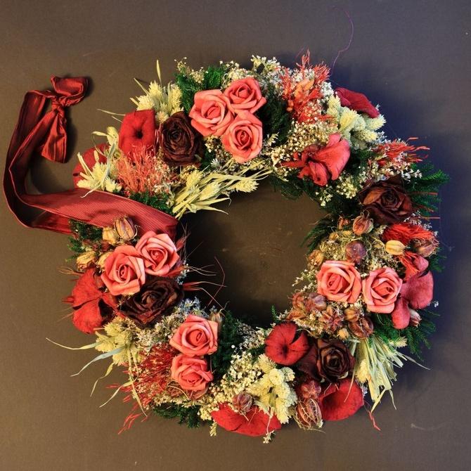 Significado e importancia de las coronas fúnebres