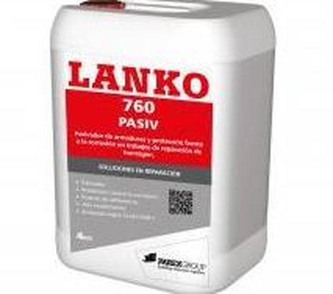 LANKO 760 PASIV: Catálogo de Materiales de Construcción J. B.