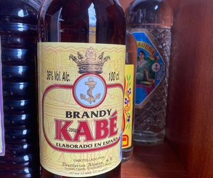 Brandy KABÉ 1L