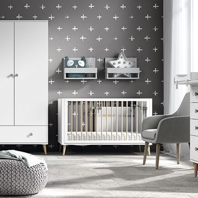 Dormitorios infantiles - Muebles Ros - Colección Metrópoli