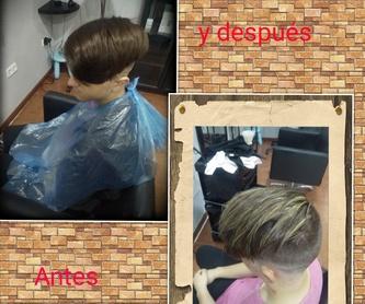 Peinados: Servicios de BÁRBARA GODOY GODOY
