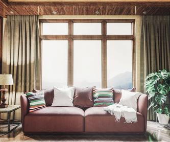 Techos de madera: Servicios de Carpintería Alfonso