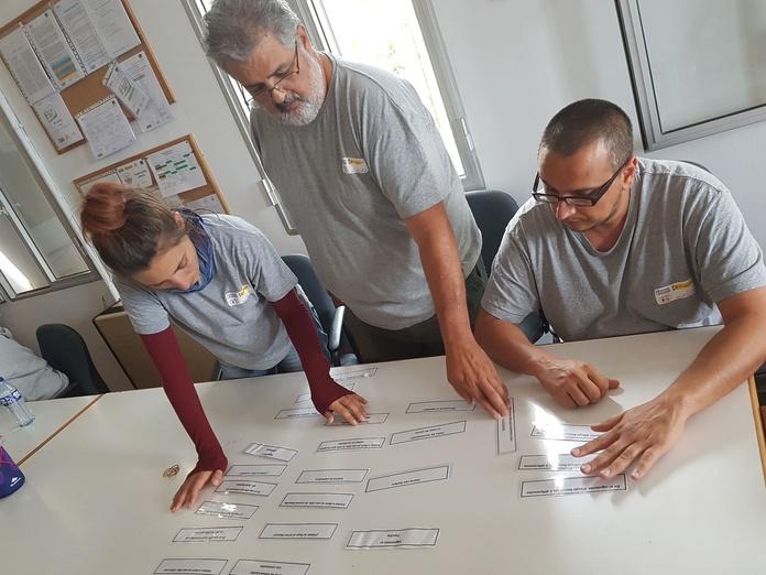 MÓDULO DE INTERVENCIÓN COGNITIVA Y ALFABETIZACIÓN TECNOLÓGICA.: Proyectos y Servicios de Asociación Domitila