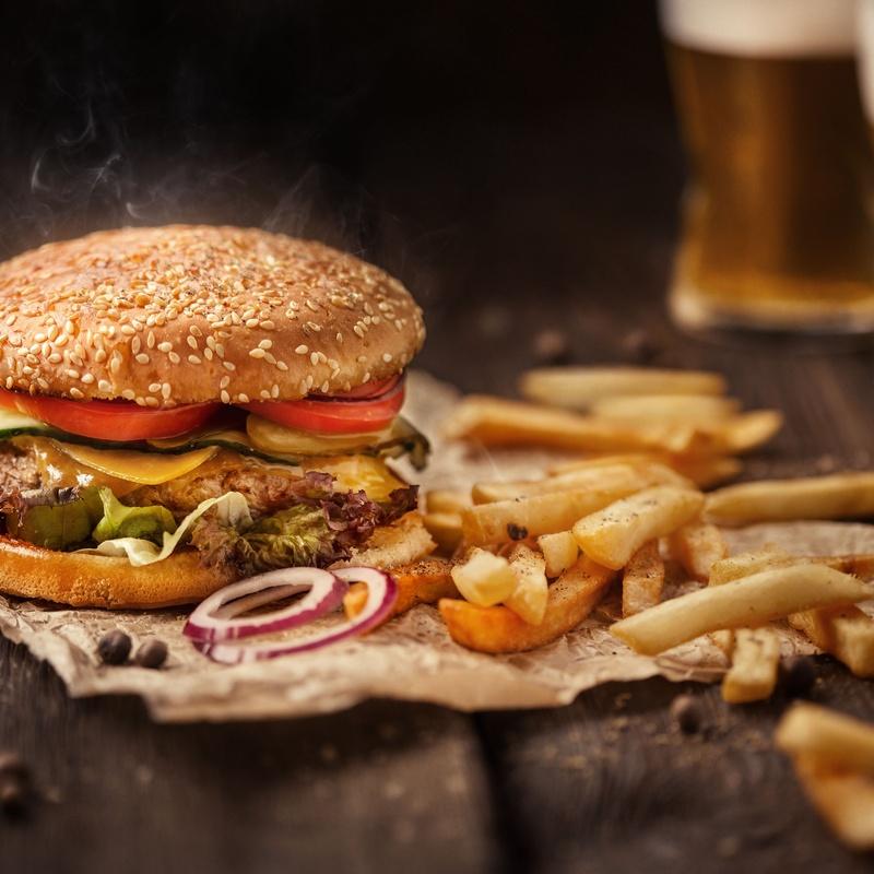 Hamburguesas caseras: Carta de Restaurante Arbillas