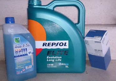 Aceite Repsol Long Life 5W/30