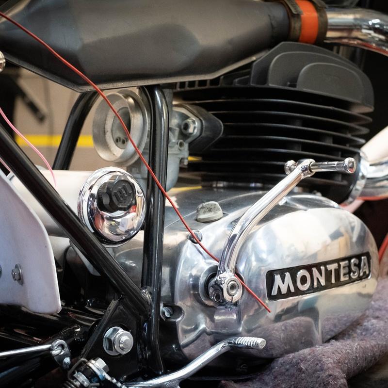 Pre ITV: Servicios de Arras motos