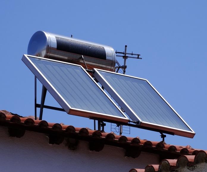 Placas térmicas: Servicios de STA Placas Solares Las Palmas