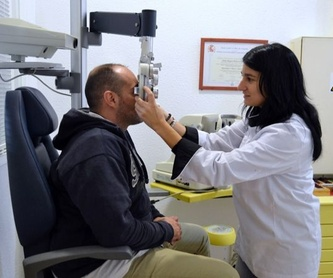 Lentes de contacto / Contactología: Servicios de Óptica Loranca