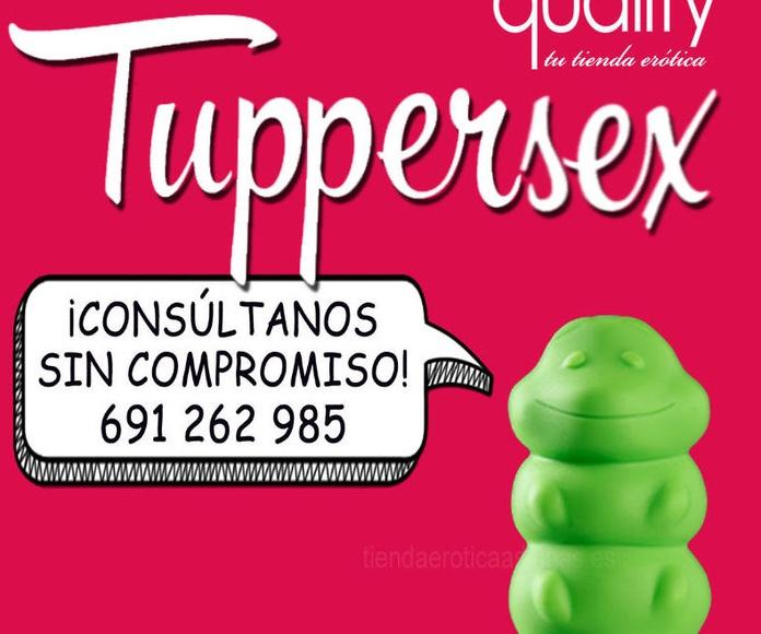 Tuppersex en Asturias