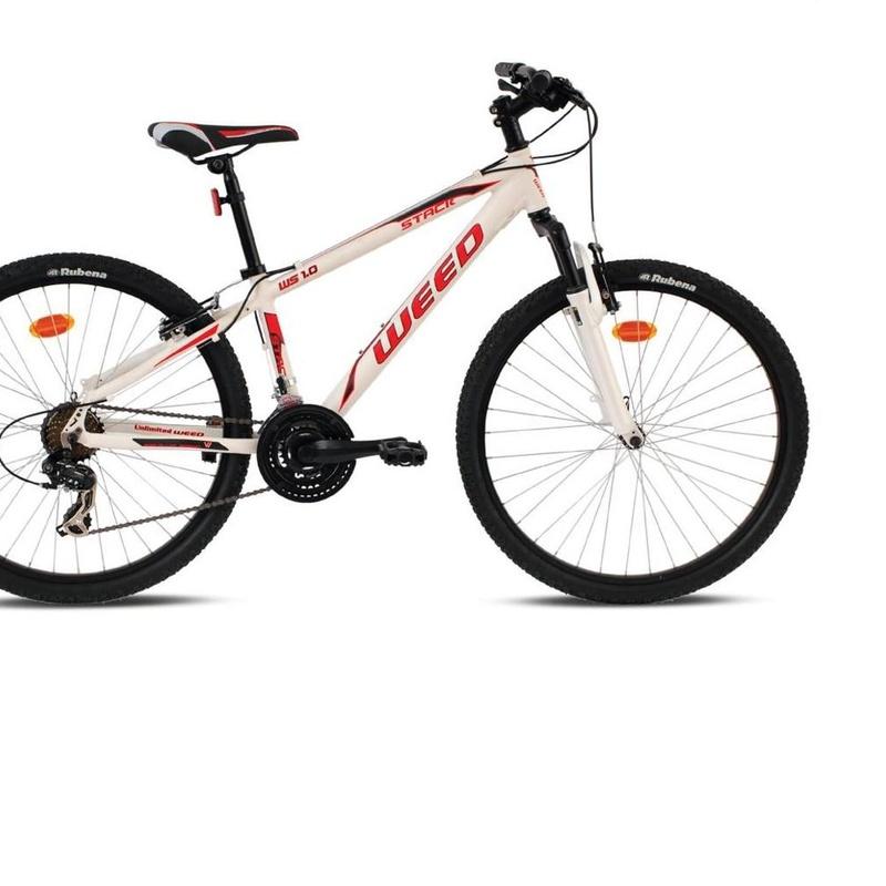 BICICLETA WEED 26 STACK 1.0 BLANCA/ROJA: Productos de Bikes Head Store