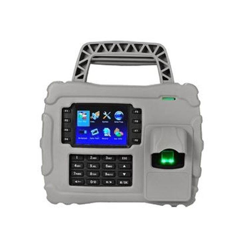 ZKTeco Lector biométrico autónomo de presencia portable: Productos y Servicios de CCTV BURGOS