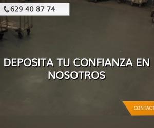 Pintura industrial en Toledo | Algenoble