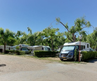 Servicio especial para autocaravanistas: Servicios de Camping Don Quijote
