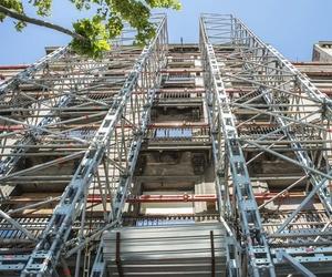 Reforma de fachadas en Barcelona