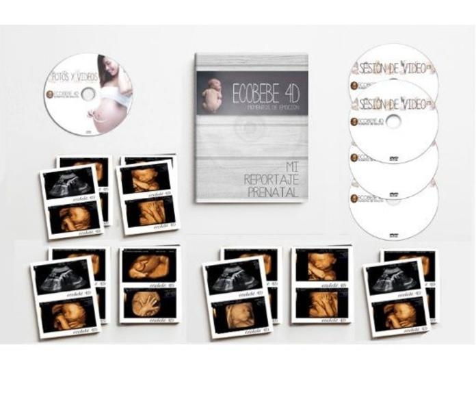 Si quieres ver como cambia la carita de tu bebé durante tu embarazo.
