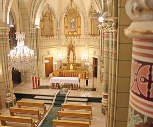Capilla Siervas de María Ministras de los Enfermos en Zaragoza