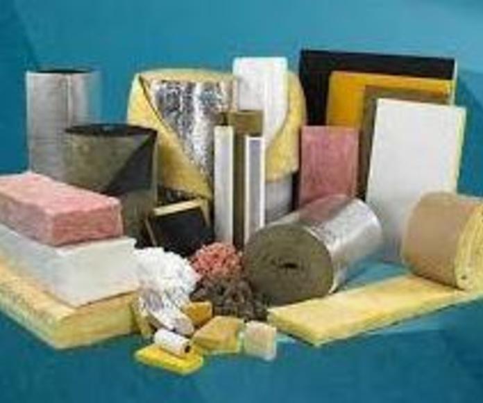 Aislamientos: Materiales de construcción de F. Campanero Materiales Construcción, S.L.