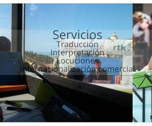 ALGUNOS DE NUESTROS MÁS RECIENTES SERVICIOS DE INTERPRETACIÓN