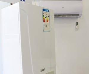 Exposición productos Choclimas Clima y Más