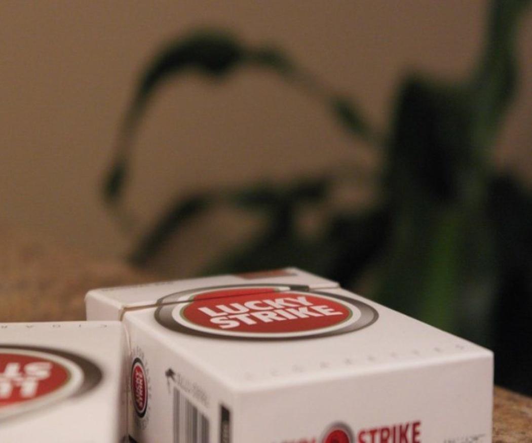 El tabaco y los infartos