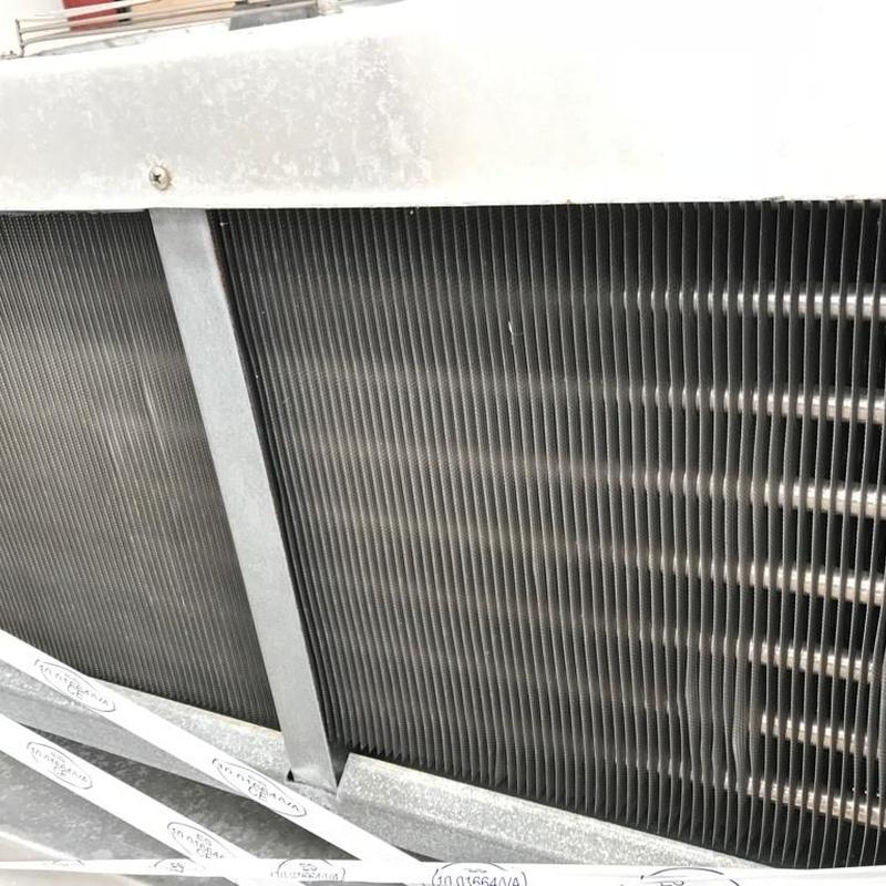 Evaporadores de amoniaco de plafón:  de MAQUIMUR