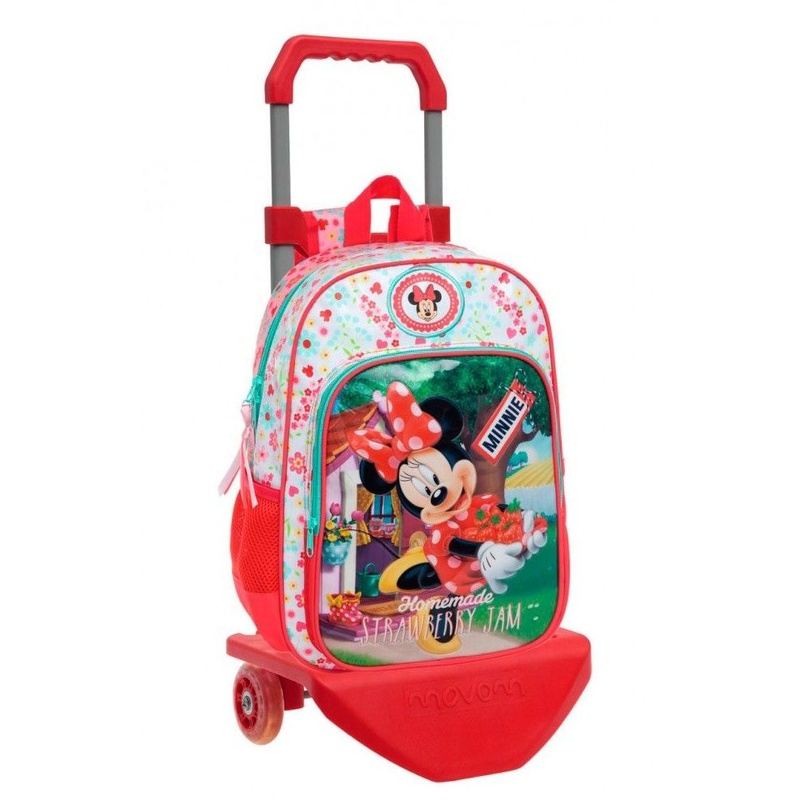 Mochila Strawberry con carro