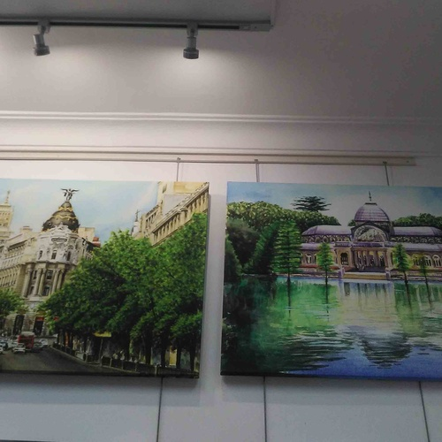 Impresión digital en Madrid Centro | 4 Ingletes Bravo Murillo