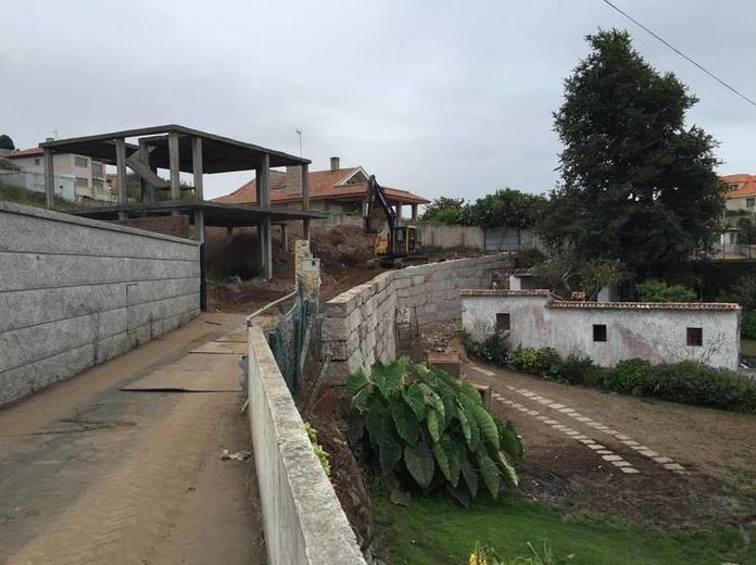 Muros de contención: Servicios de Excavaciones y Muros ESSAL