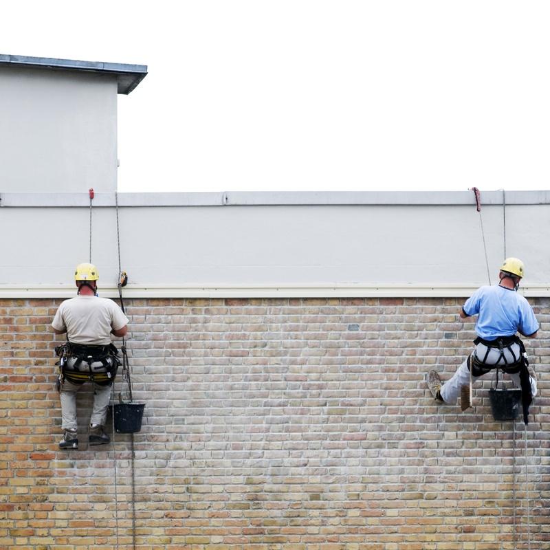Rehabilitación de fachadas: Trabajos de Reformas Osla